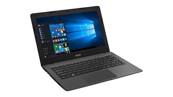 Acer Aspire One Cloudbook 11 Windows Signature Edition Laptop for $119