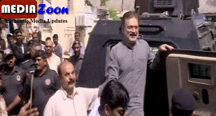 Latest news, Karachi Accountability court remarks about sharjeel memon corruption case.