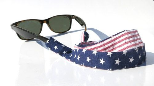 American Flag Sunglass Strap-Port Royal by PortRoyalOutfitters