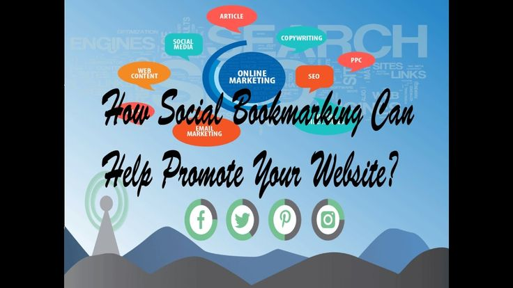 How Social Bookmarking Can Help Promote Your Website?