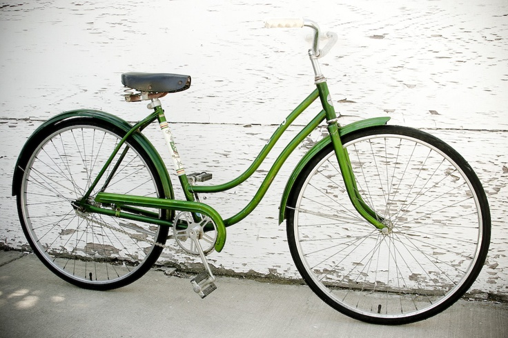 Lifeinstyle Greenwithenvy Vintage Electra Bike Life Instyle Green With Envy Pinterest
