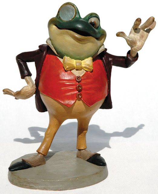 J. Thaddeus Toad from the Wind in the Willows segment of Disney's The Adventures of Ichabod and Mr. Toad