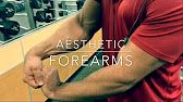 SMALL WRISTS? How To Make Wrists Bigger EXERCISES (GET BIGGER FOREARMS) - YouTube
