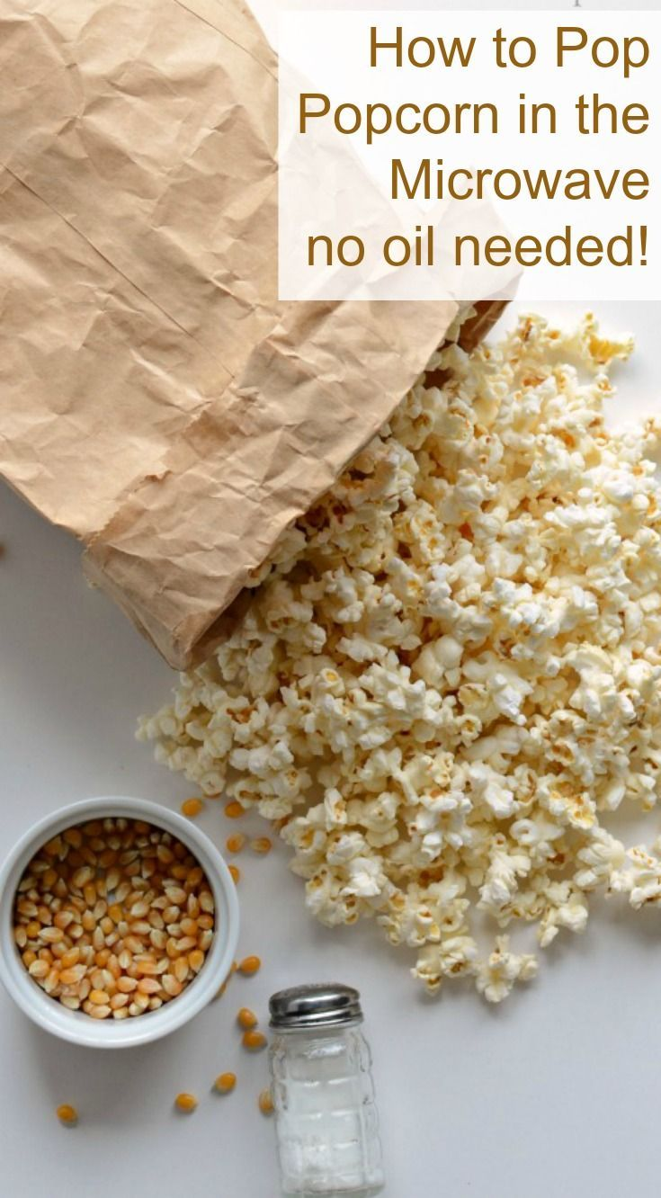 Quick and easy guide on how to pop popcorn in the ...