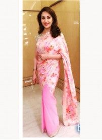 New Designer Pink Saree By Kmozi..  http://www.kmozi.com/bollywood-replica/bollywood-saree/new-designer-pink-saree-by-kmozi-828