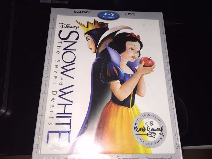 nice Snow White and the Seven Dwarfs (Blu-ray Disc, with DVD 2016)NEW WITH SLIP COVER   Check more at http://harmonisproduction.com/snow-white-and-the-seven-dwarfs-blu-ray-disc-with-dvd-2016new-with-slip-cover/