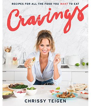 """Chrissy Teigen's Cobb Salad with Honey-Mustard Ranch Dressing from her cookbook """"Cravings."""""""