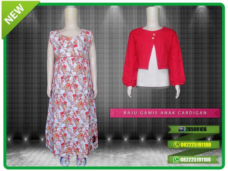 Baju gamis anak bahan kaos model cardigan atau bolero terbaru 2016 dari oka oke. Untuk pemesanan silahkan hubungi kontak yang tertera di gambar atau bisa kunjungi toko online kami di www.gamisokaoke.com