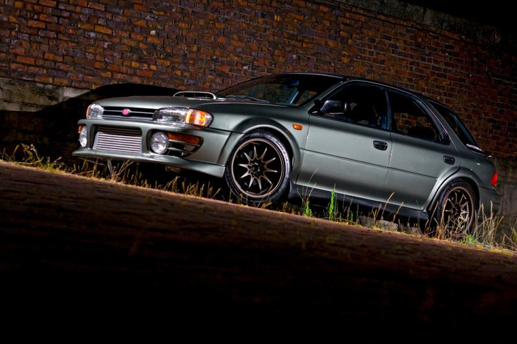 Outback Sport with STi swap. Awesome. Cars Pinterest