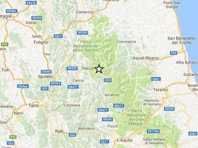 Roma - Un terremoto di magnitudo 3.8 e' avvenuto nella provincia di Perugia alle…