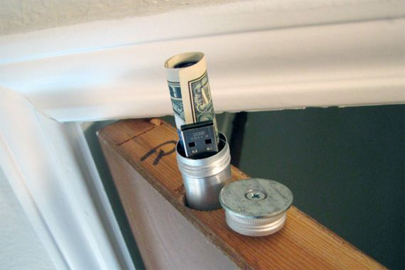 Hidden Safes for the Home | HouseLogic Home Security Tips and Tricks