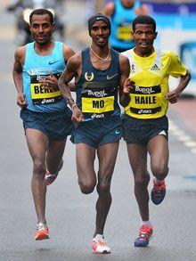 Mo Farah comes second in the Great North Run - Telegraph