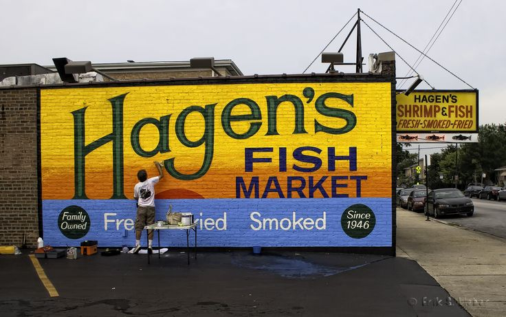 30 best images about chicago markets grocery bakery meat for Fish market chicago
