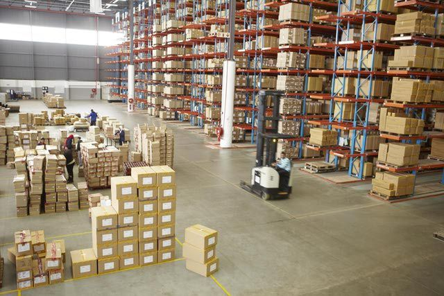 Tips for finding a distributor where you can buy wholesale products for your retail business.