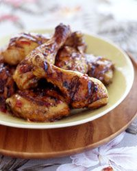 Thai-Style Chicken Legs - Grilled Chicken from Food & Wine