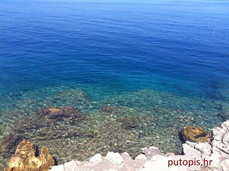 Beautiful colours od the sea, the island of #Hvar, #Croatia