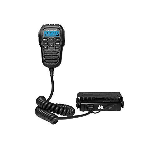 Midland MXT275 MicroMobile 15W GMRS Two-Way Radio with