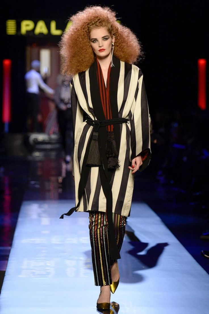 Jean Paul Gaultier Couture Lente 2016 (7)