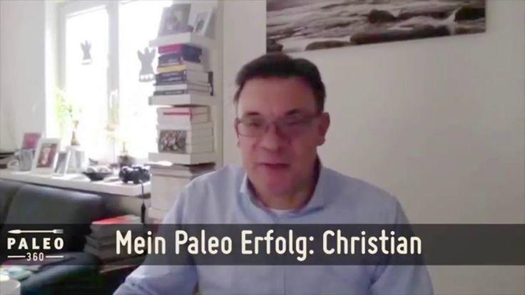 Mein Paleo Erfolg: Christian hat reinere Haut und 30 Kilo abgenommen