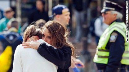 3 killed, more than 140 hurt in Boston Marathon bombing – This Just In - CNN.com Blogs