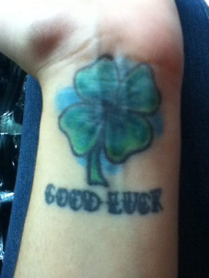 1000 images about tattoos on pinterest four leaf clover for Cerebral palsy tattoo