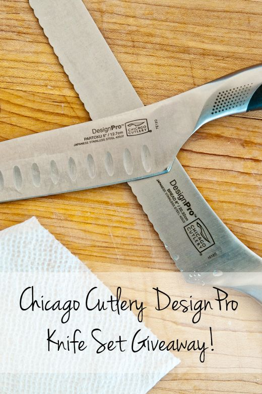 Chicago Cutlery Knife Set Giveaway: Cutlery Designpro, Christmas Peppermint, Dreams Knives Chicago, Cutlery Knifes, Cutlery Giveaways, Knifes Sets, Knife Sets, Designpro Knifes, Knives Chicago Cutlery