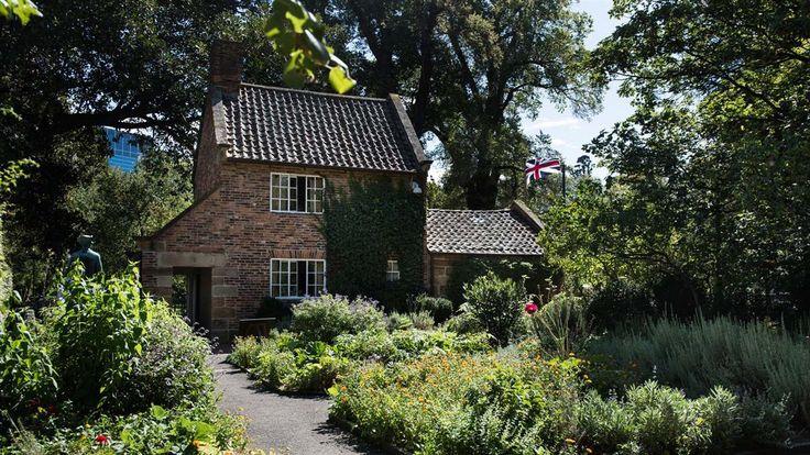 Fiztroy Gardens, East Melbourne, Melbourne, Victoria, Australia