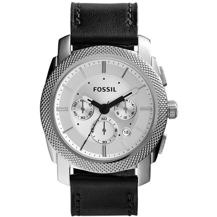 Fossil - Ceas Fossil Machine FS5038 - Negru