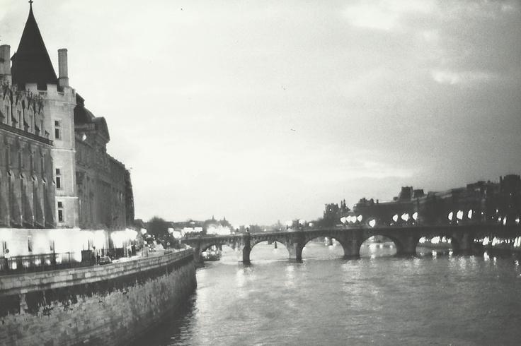 Paris - il y a tellement longtemps...