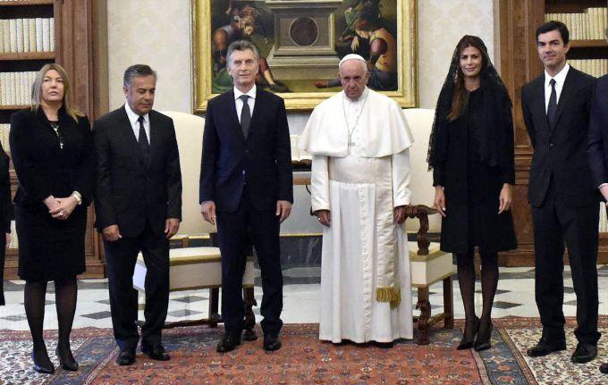 LA HUMILLACIÓN DE CANOSSA: Acerca del encuentro del Papa Francisco con Macri. 01/03/16