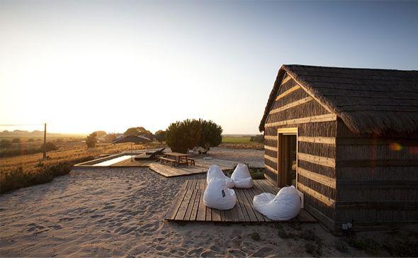 CasasNaAreia : Une maison sur la plage au Portugal   Designiz - Blog décoration intérieure, design & architecture