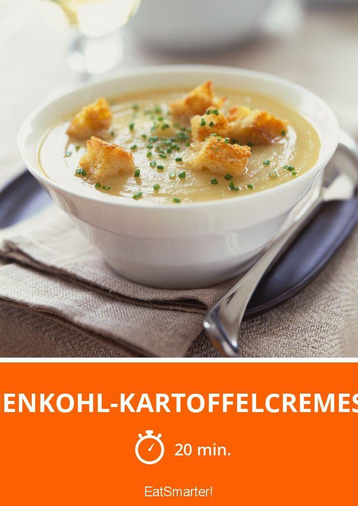 Sieht diese Suppe nicht himmlisch aus? Einfach mal ausprobieren!