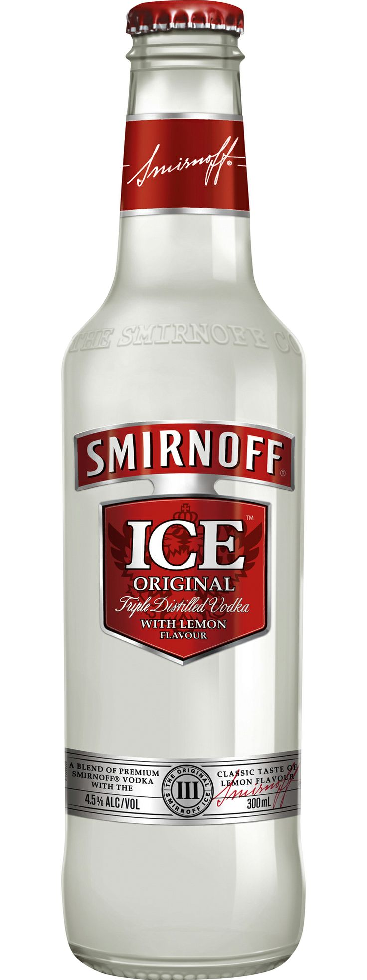smirnoff ice | Smirnoff Ice Red Bottles 300mL | Dan Murphy's | Buy Wine, Champagne ...