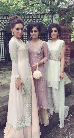 Indian dresses pastel colour