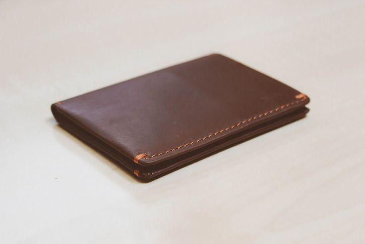 Bellroy Slim Sleeve Wallet Front 1