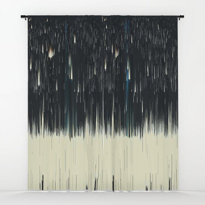 warpspeed Window Curtains