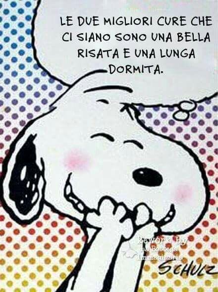 migliori cure di Snoopy