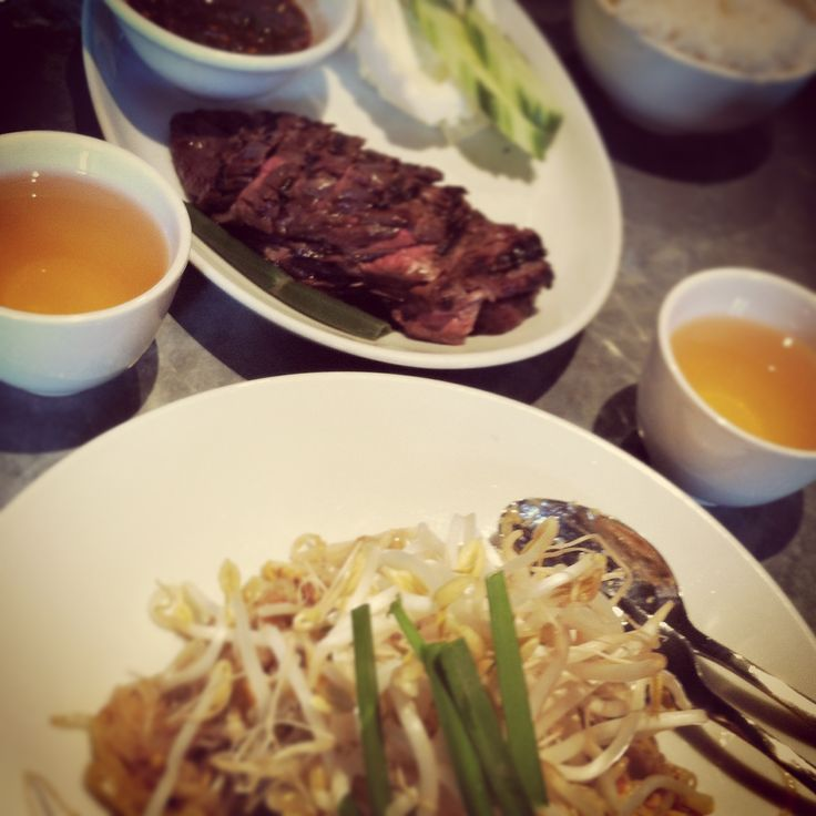 @E.P. Sailor's Thai restaurant, Sydney, Australia in August
