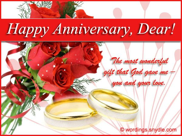 21 Best Images About Marriage Anniversary On Pinterest: Wedding Anniversary Messages For Wife