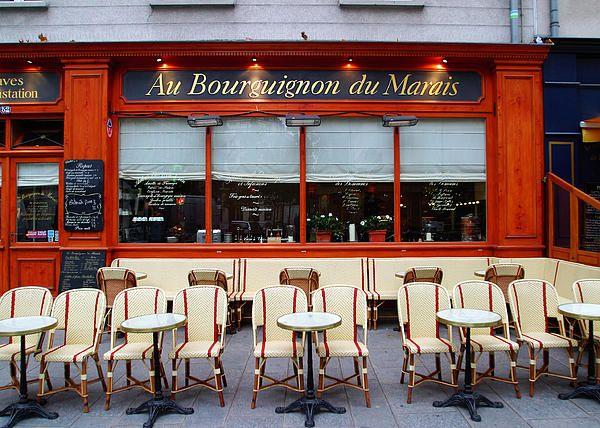 Au Bourguignon Du Marais - John Gaibo