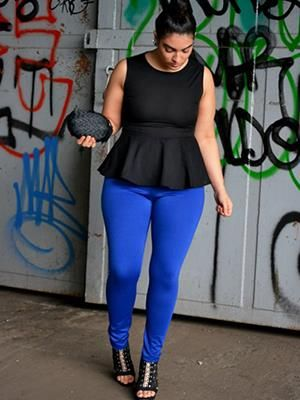 Plus-size outfit I havent tried these shirts yet but I'm willing to try it