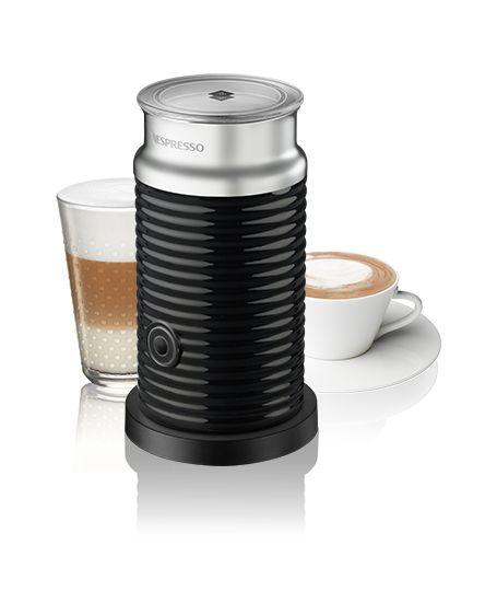 Aeroccino3 Schwarz Milchschäumer | Accessoires | Nespresso