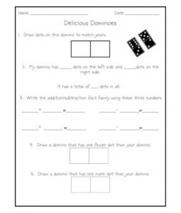 67 best images about domino math on pinterest math for kindergarten student and math. Black Bedroom Furniture Sets. Home Design Ideas