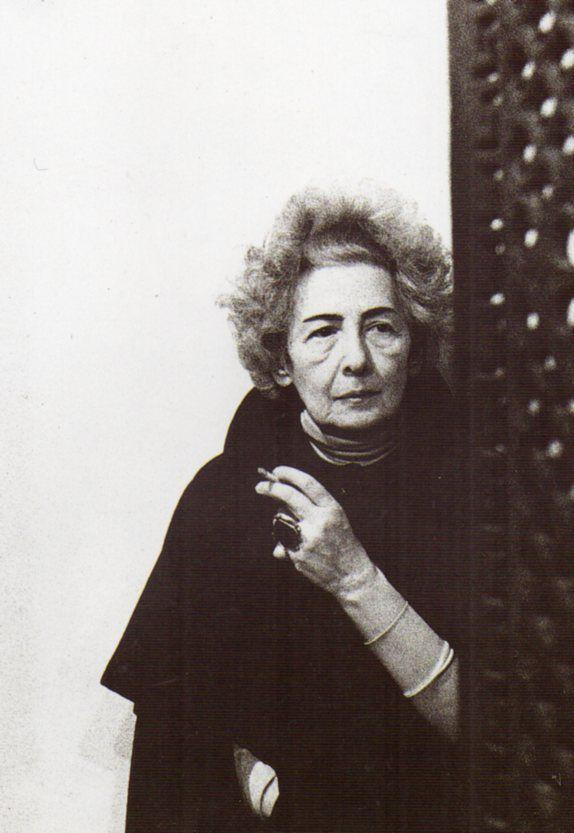Füreya Koral, Photo: Şahin Kaygun, (Erdinç Bakla archive)