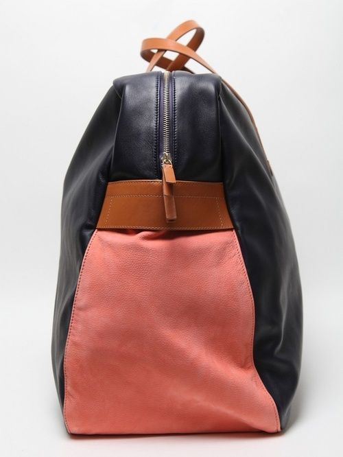 Paul Smith Lambs Leather Holdall