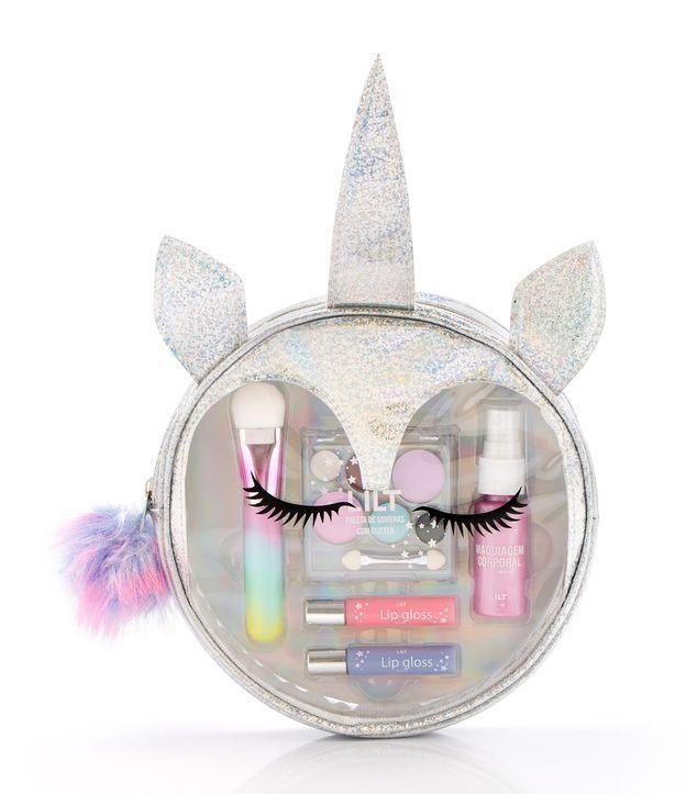Kit Maquiagem Infantil Unicornio Renner Maquiagem Para Criancas Maleta De Maquiagem Infantil Maquiagem Infantil