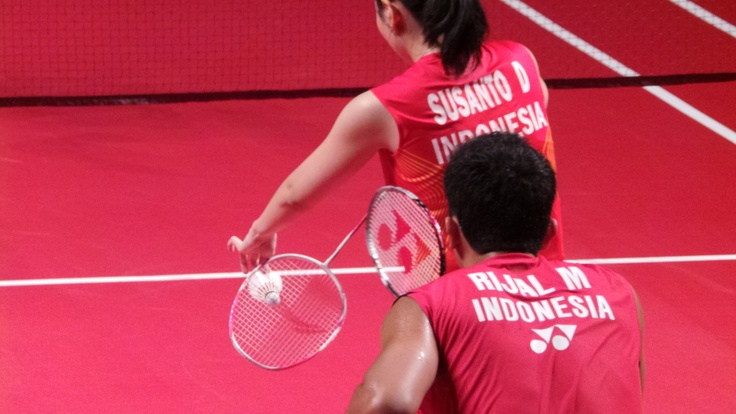 Team Indonesia Mix Doubles