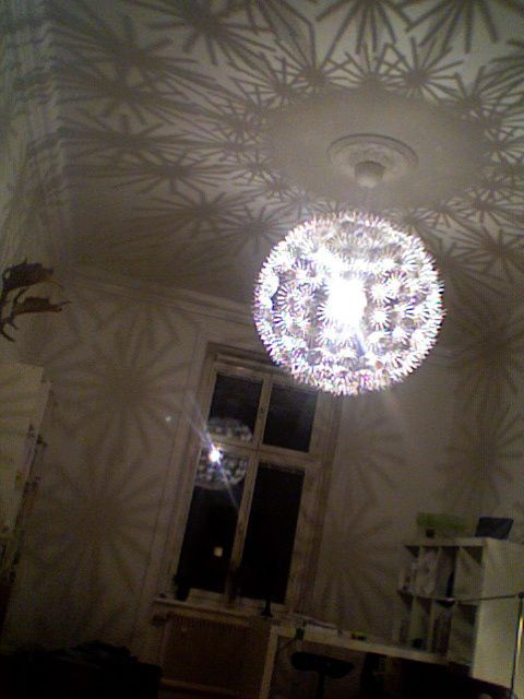 montering av ikea ps maskros simon inspiration fr n ikea decorating beautifully. Black Bedroom Furniture Sets. Home Design Ideas