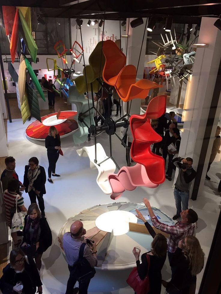 hella jongerius brings vitra's colour & material library
