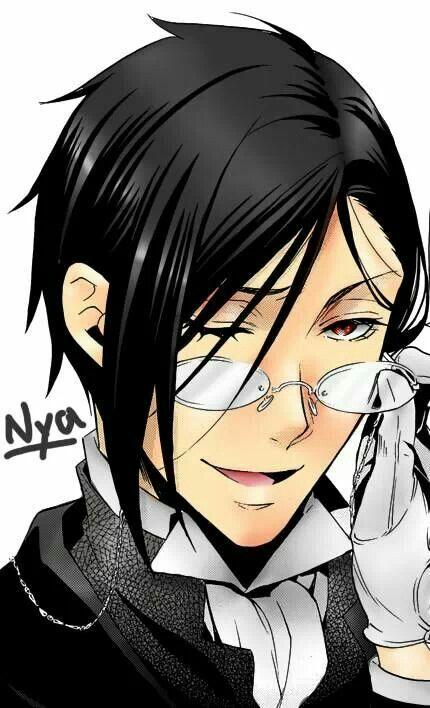 Sebastian Michaelis Kuroshitsuji Manga Reading from Chapter 1 to 97 http://www.mangaeden.com/en-manga/kuroshitsuji/ Watch in English Kuroshitsuji S1 (Black Butler) Season 1& 2 http://dubbedanime.net/anime/black-butler-english-dubbed OVA's http://www.funniermoments.com/tag.php?t=black-butler